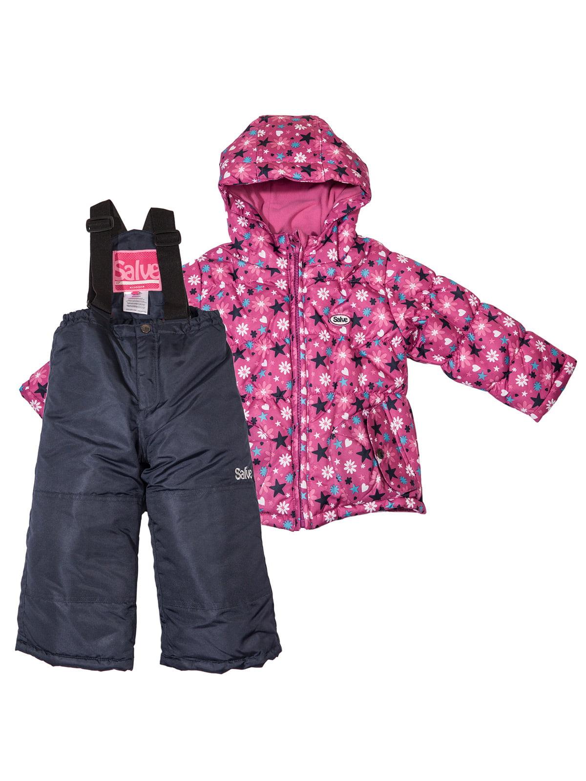 Комплект: куртка та півкомбінезон | 1372590 | фото 2