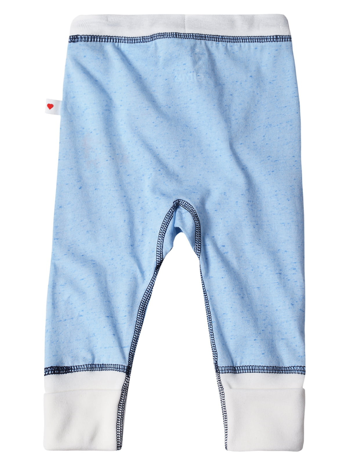 Штани біло-блакитні | 4659627 | фото 2