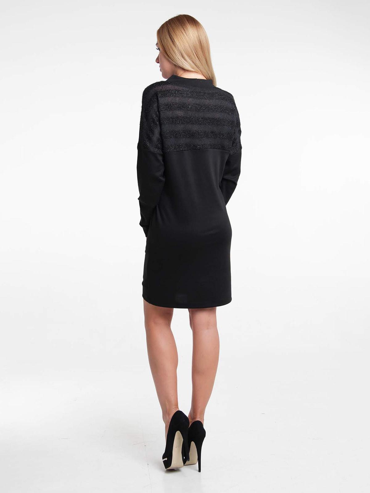 Платье черное   4660034   фото 2