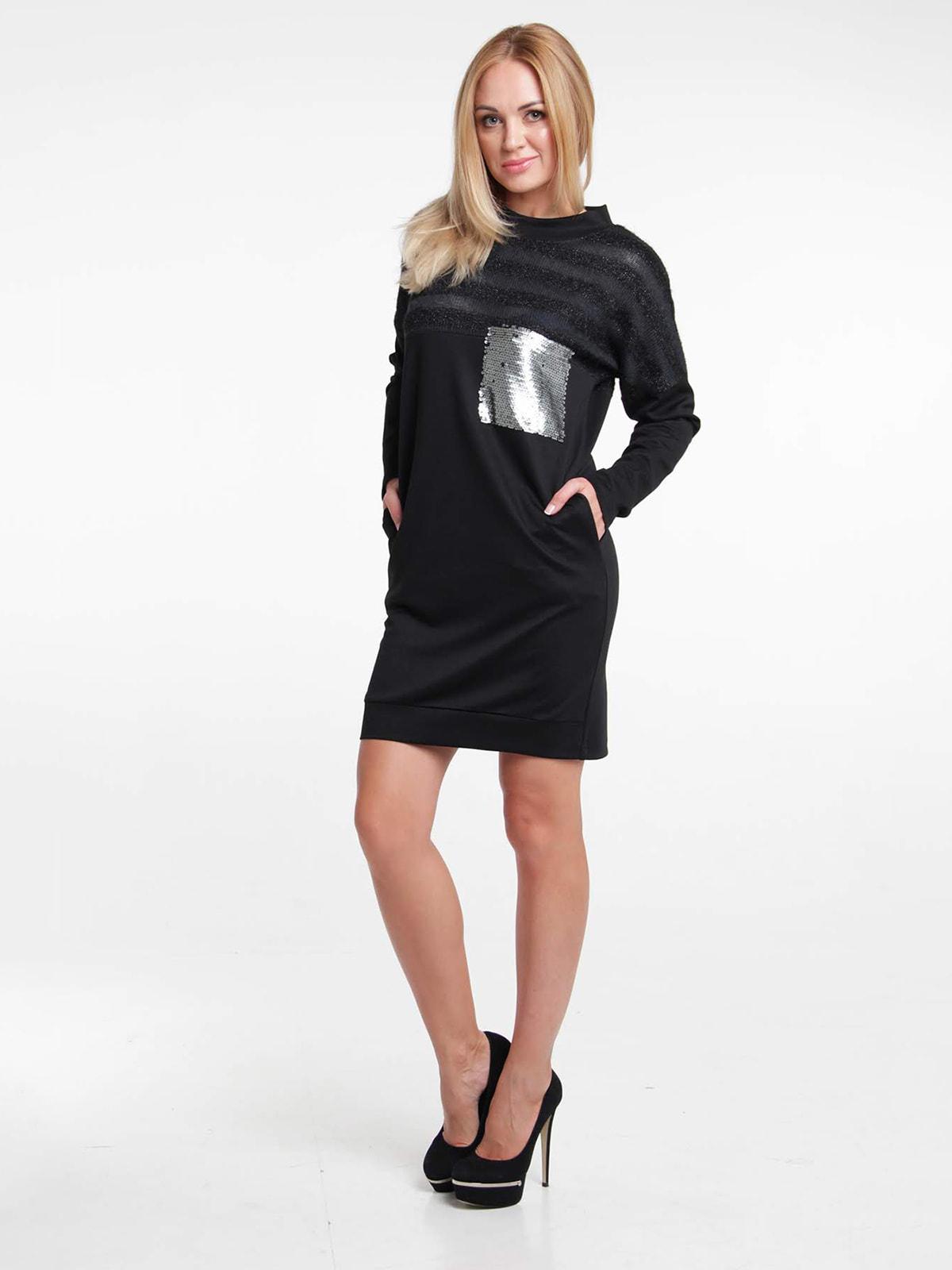 Платье черное   4660034   фото 3