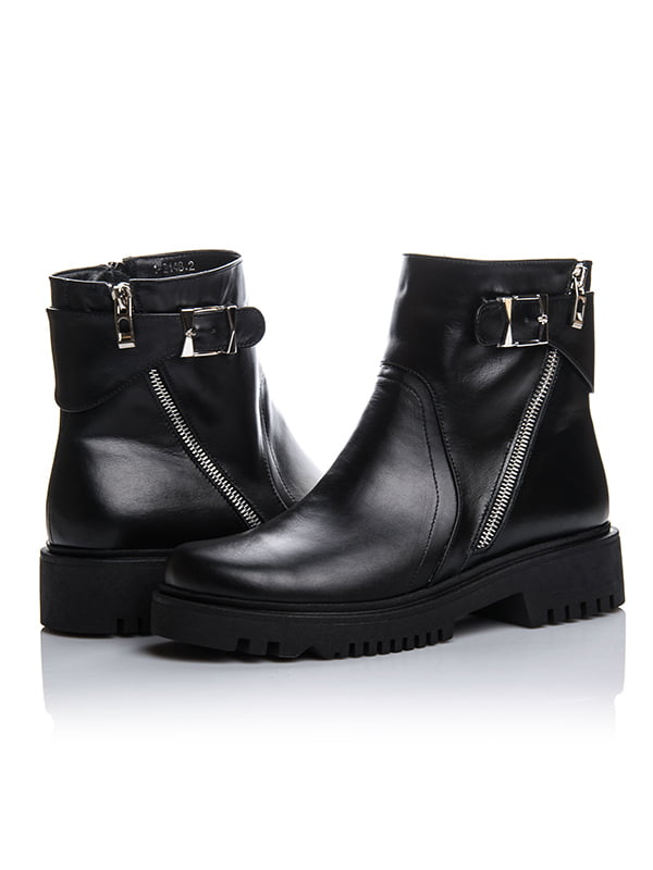 Ботинки черные   4661807   фото 2