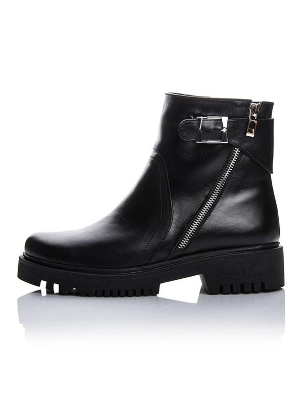 Ботинки черные   4661807   фото 3