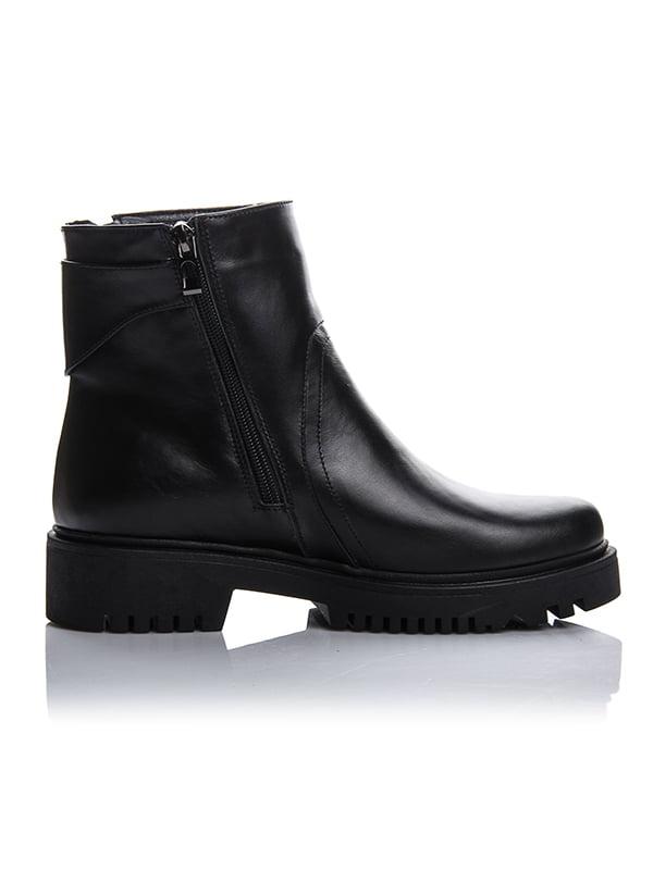 Ботинки черные   4661807   фото 4