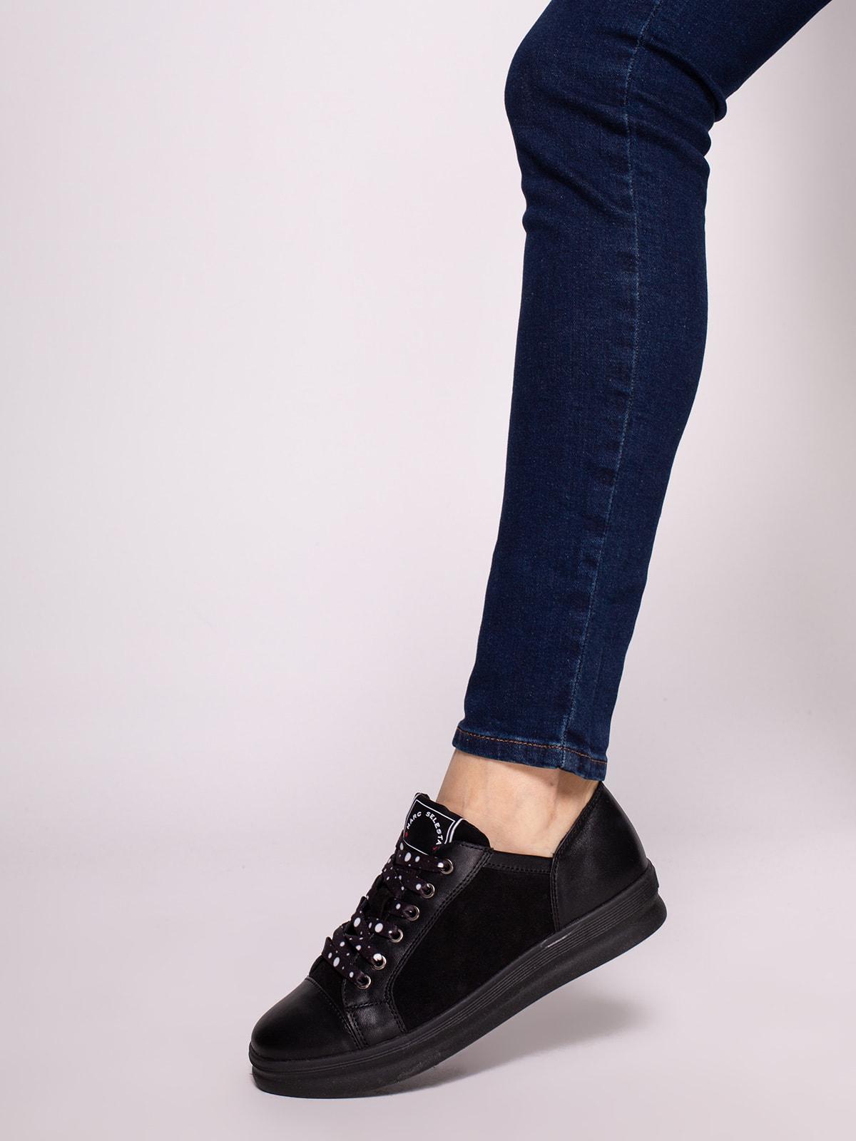 Туфли черные | 4469824 | фото 8