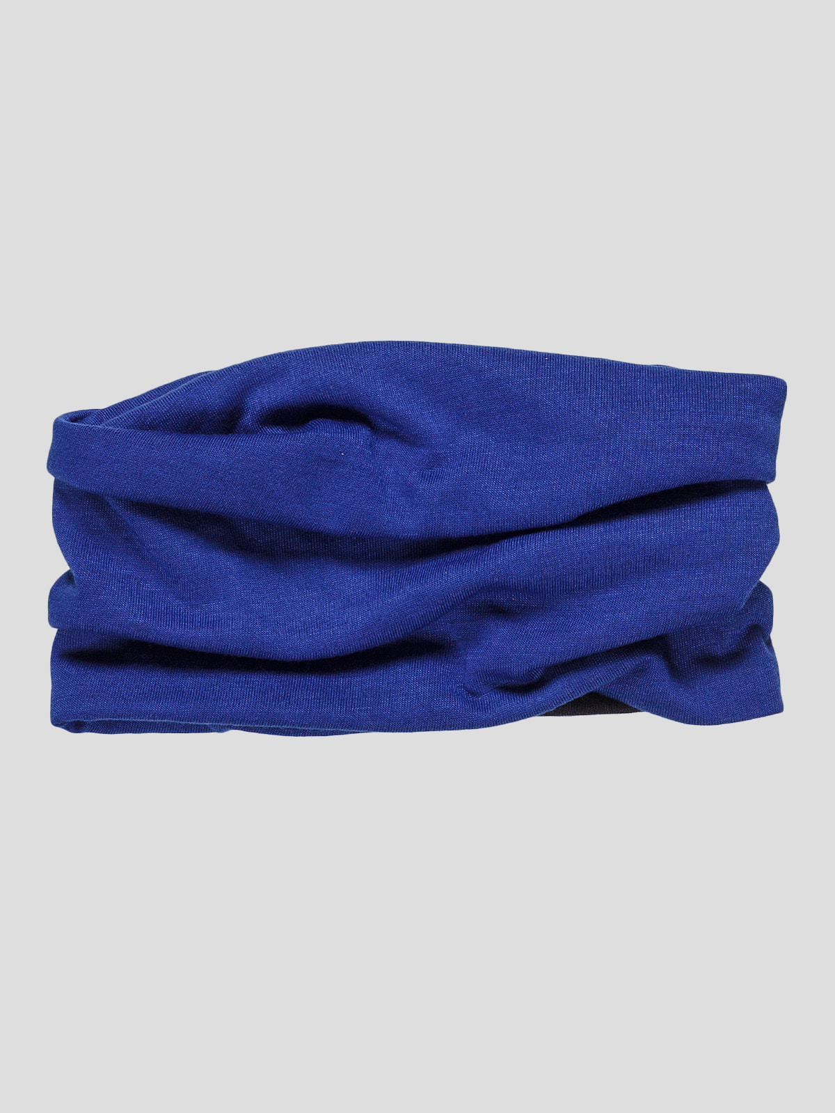 Пов'язка на голову синя | 4626355