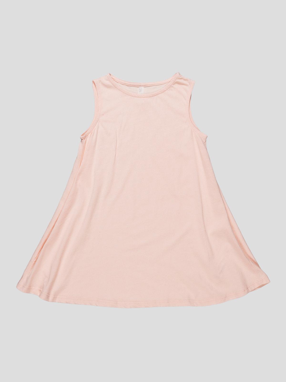 Сукня лососевого кольору | 4626888