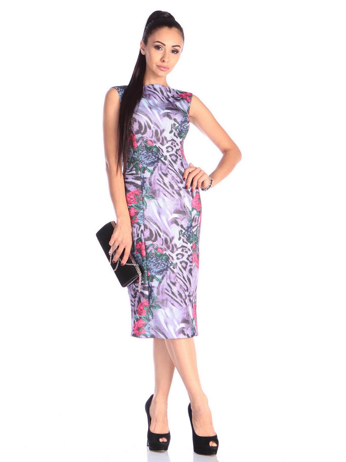 Сукня в принт | 4636891
