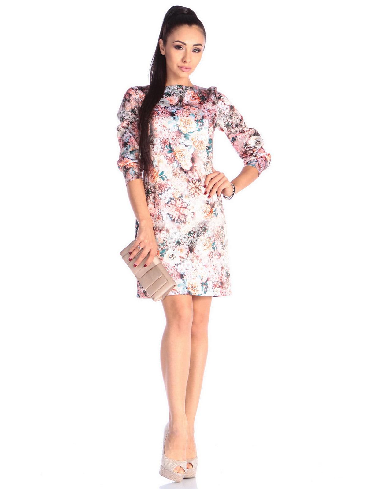 Сукня в квітковий принт | 4636939