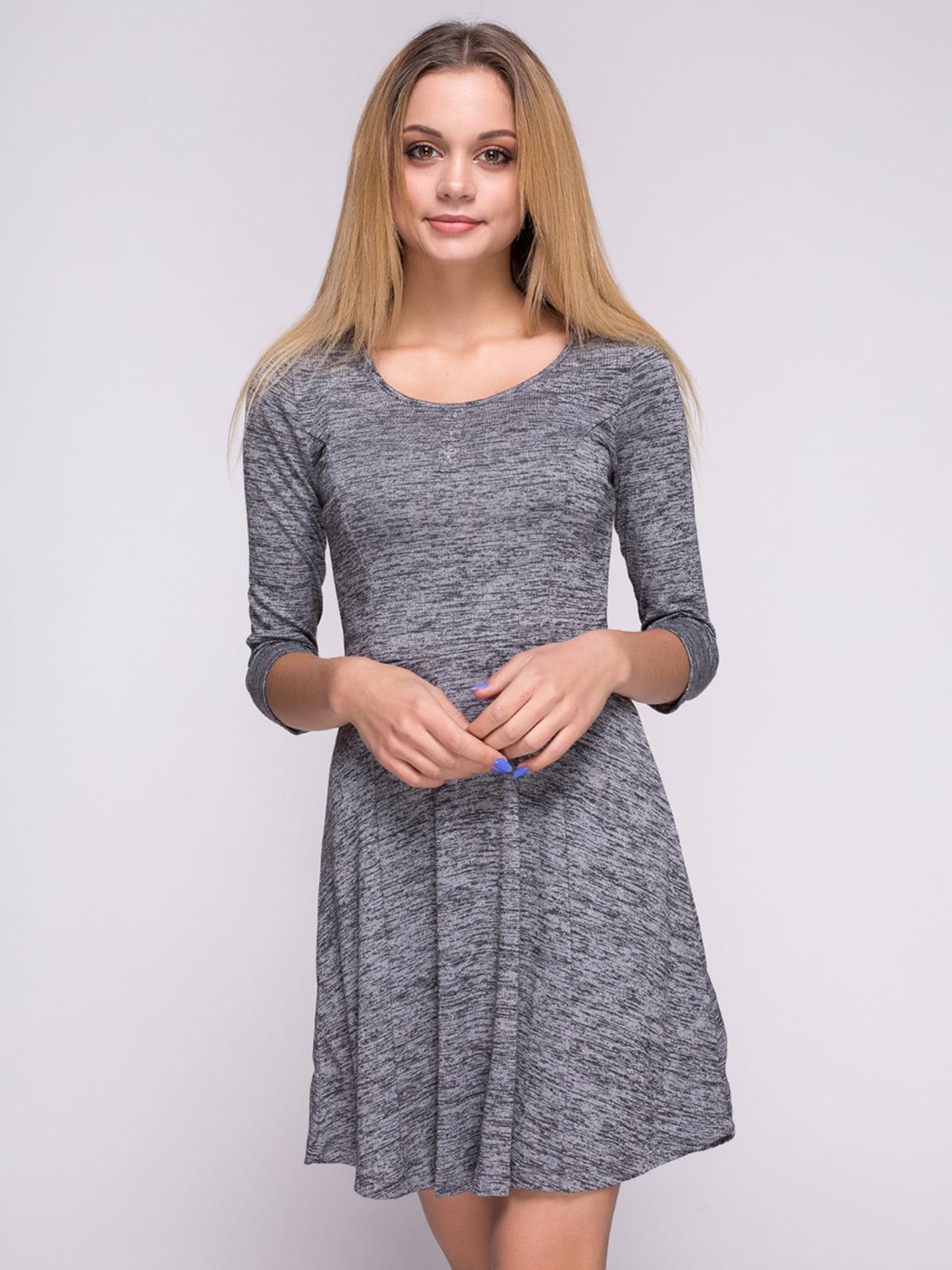 Сукня сіра | 4625440