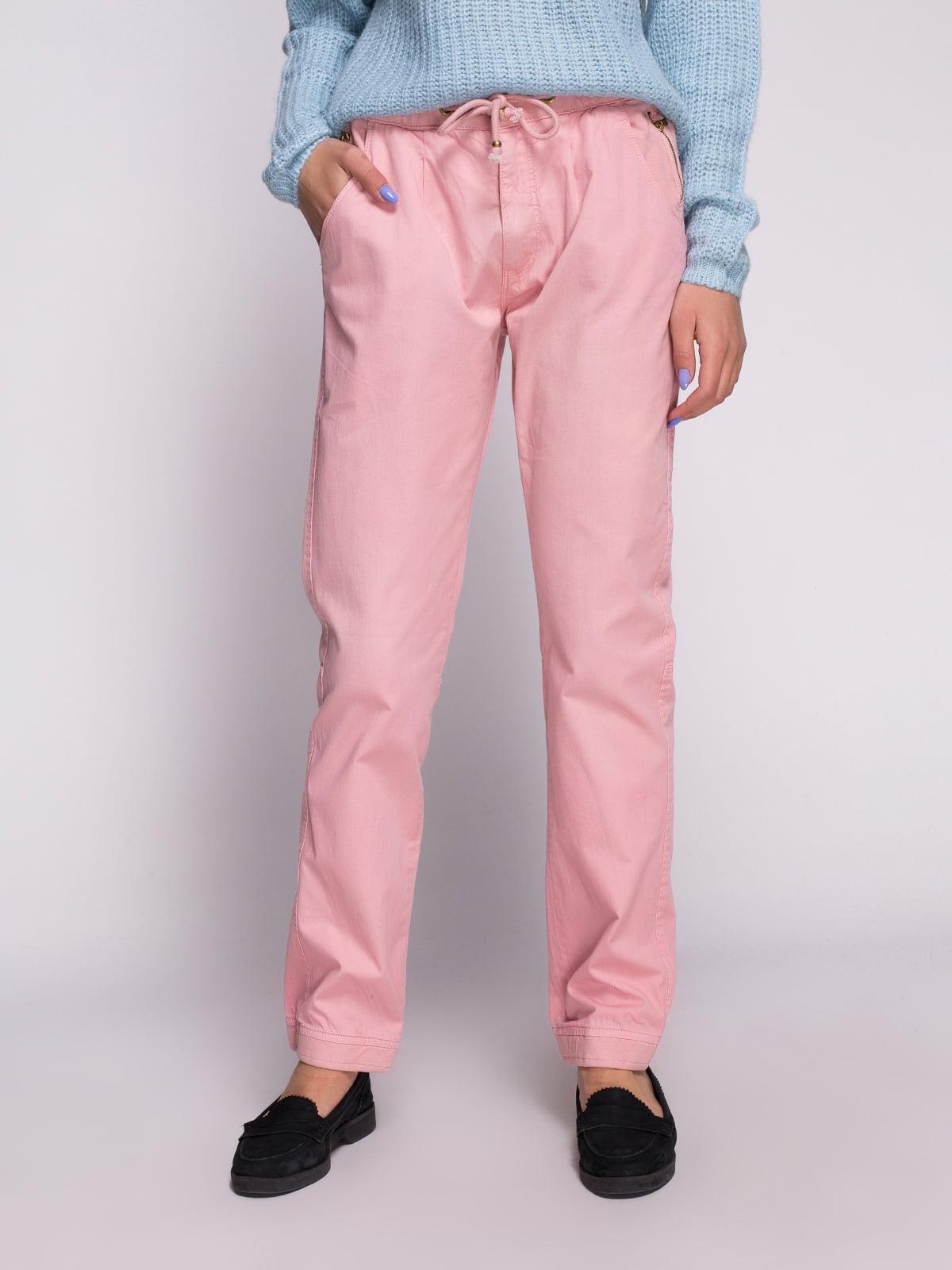 Штани рожеві | 4626054