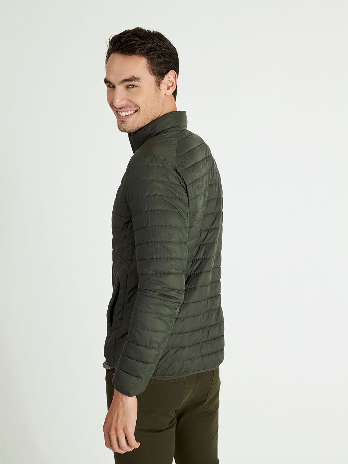 Куртка зелена | 4652584 | фото 2