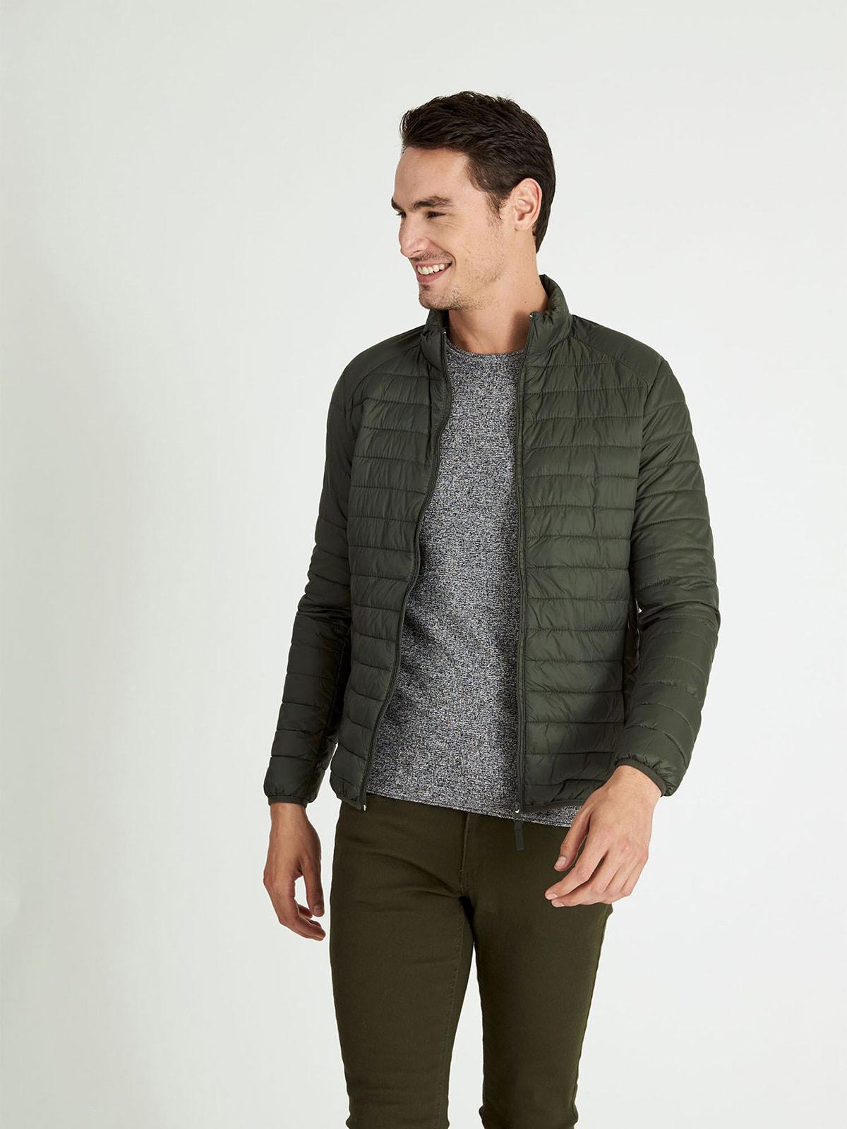 Куртка зелена | 4652584 | фото 3