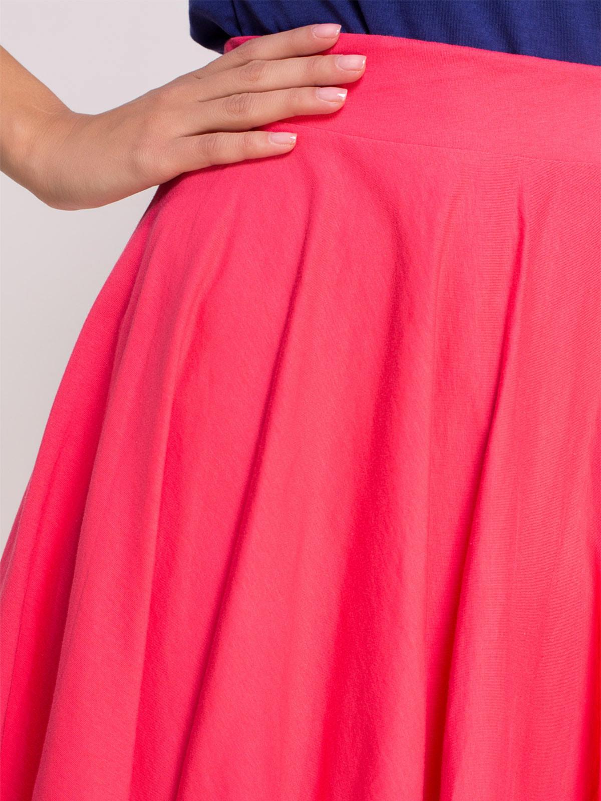 Юбка ярко-розовая | 4631036 | фото 4