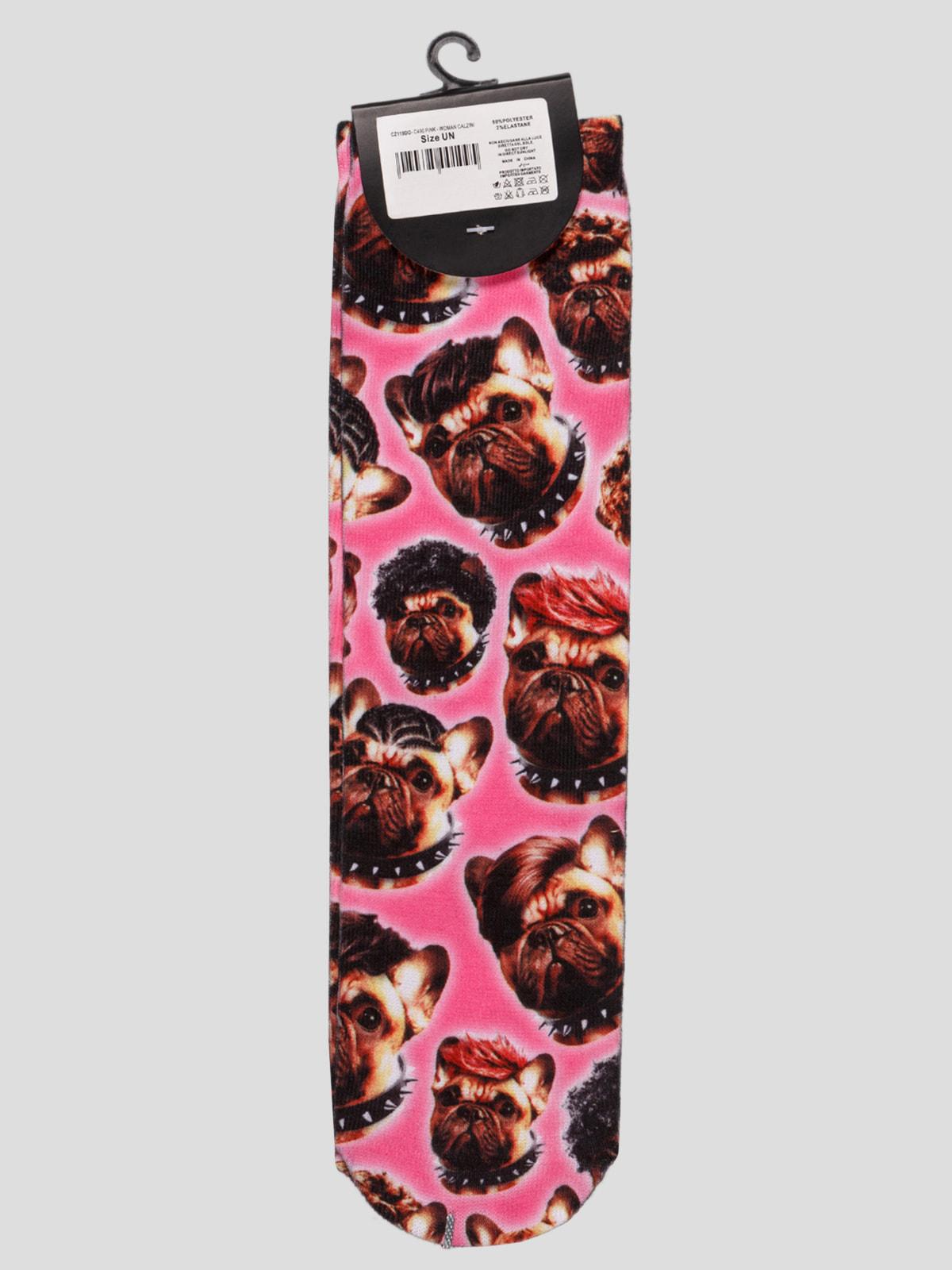 Шкарпетки з малюнком   4627024