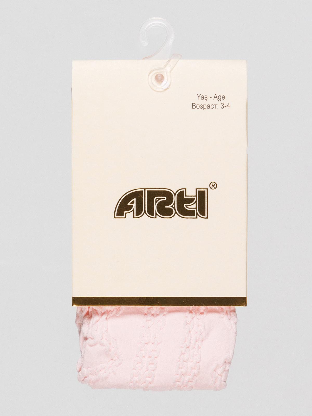 Колготки рожеві | 4659310