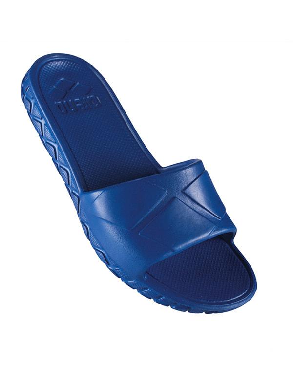 Шлепанцы синие | 4651260