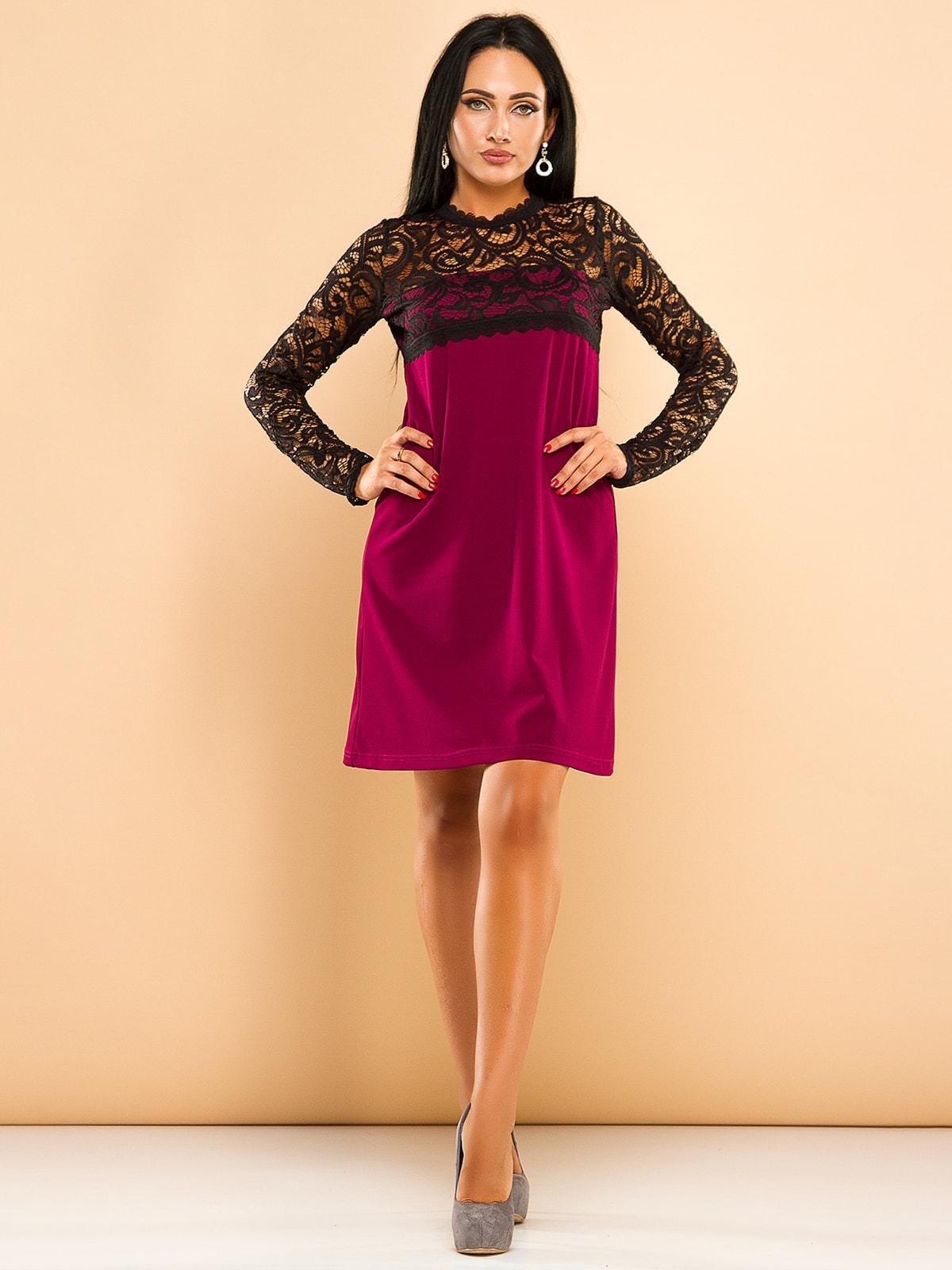 Сукня двоколірна   4669713