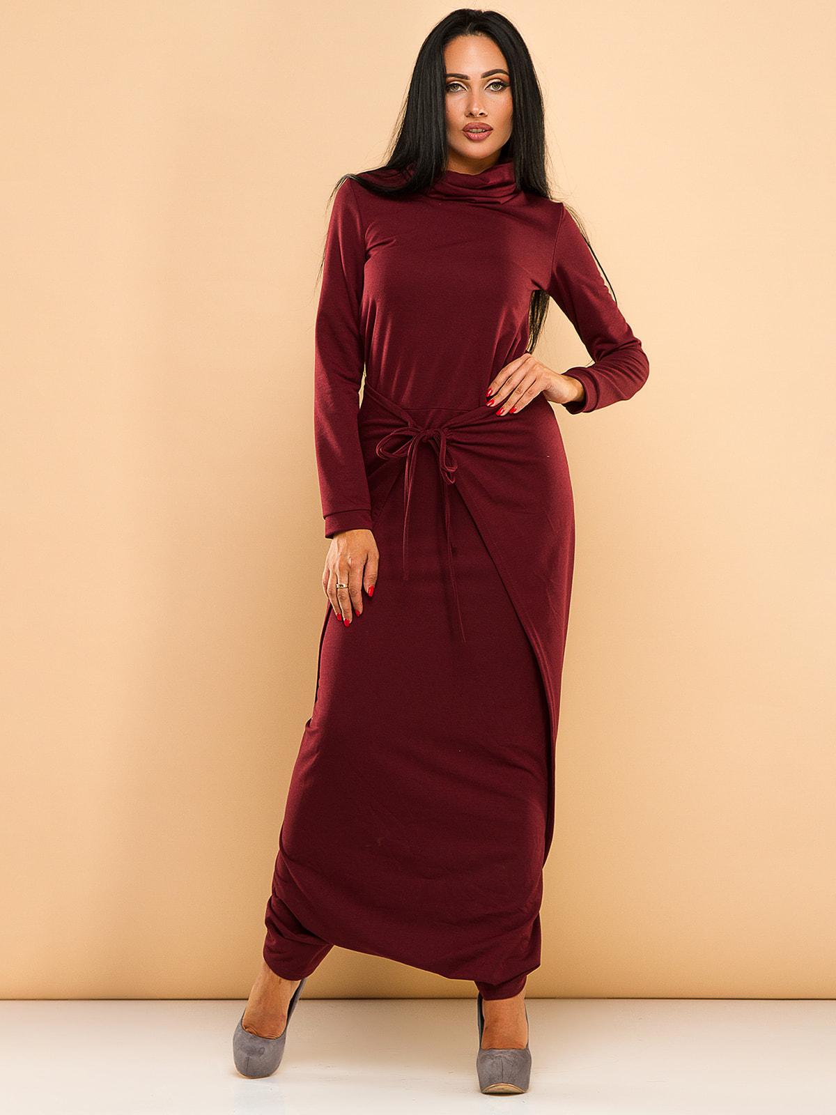 Сукня бордова   4669757