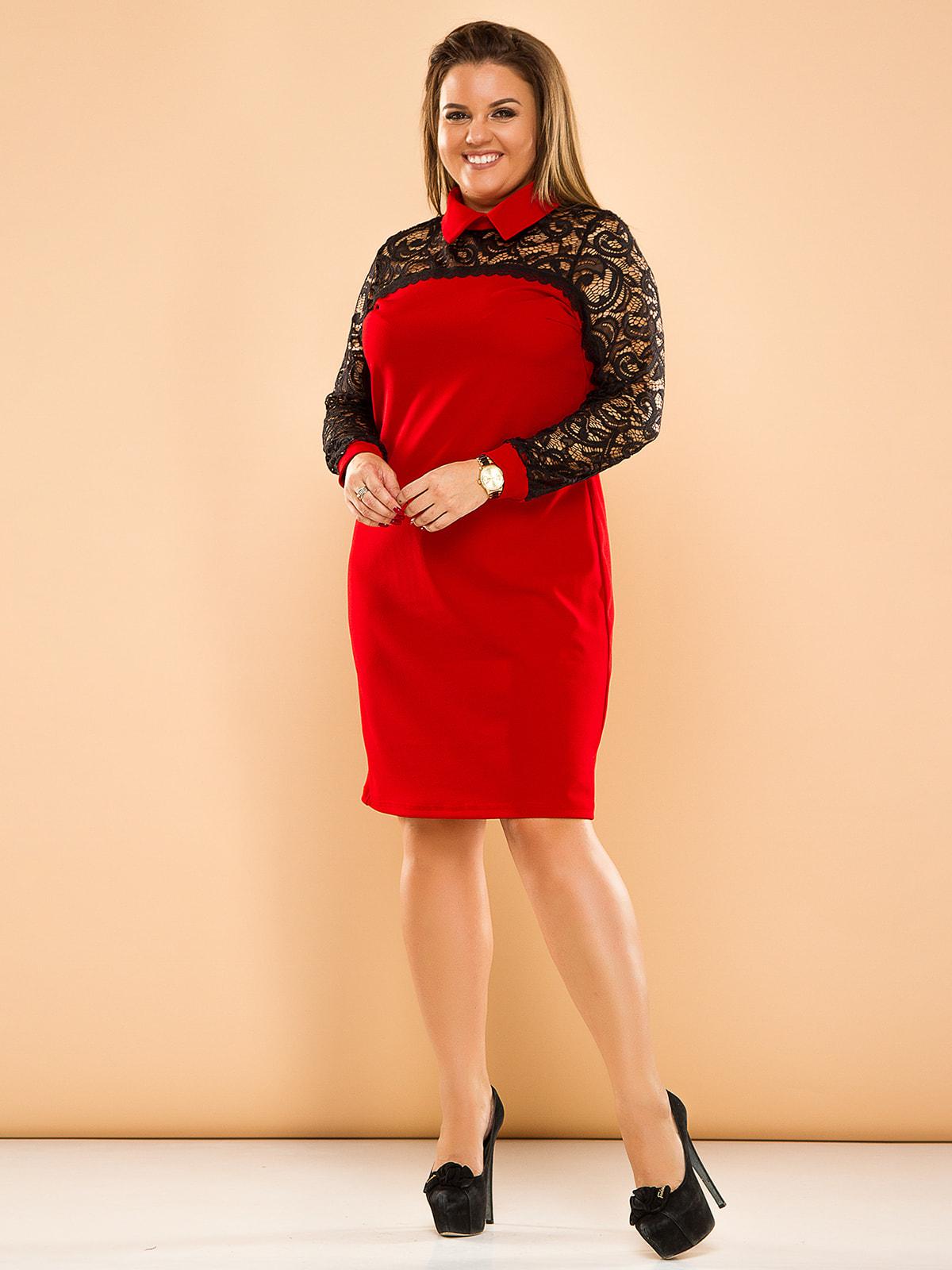 Платье двухцветное | 4669819
