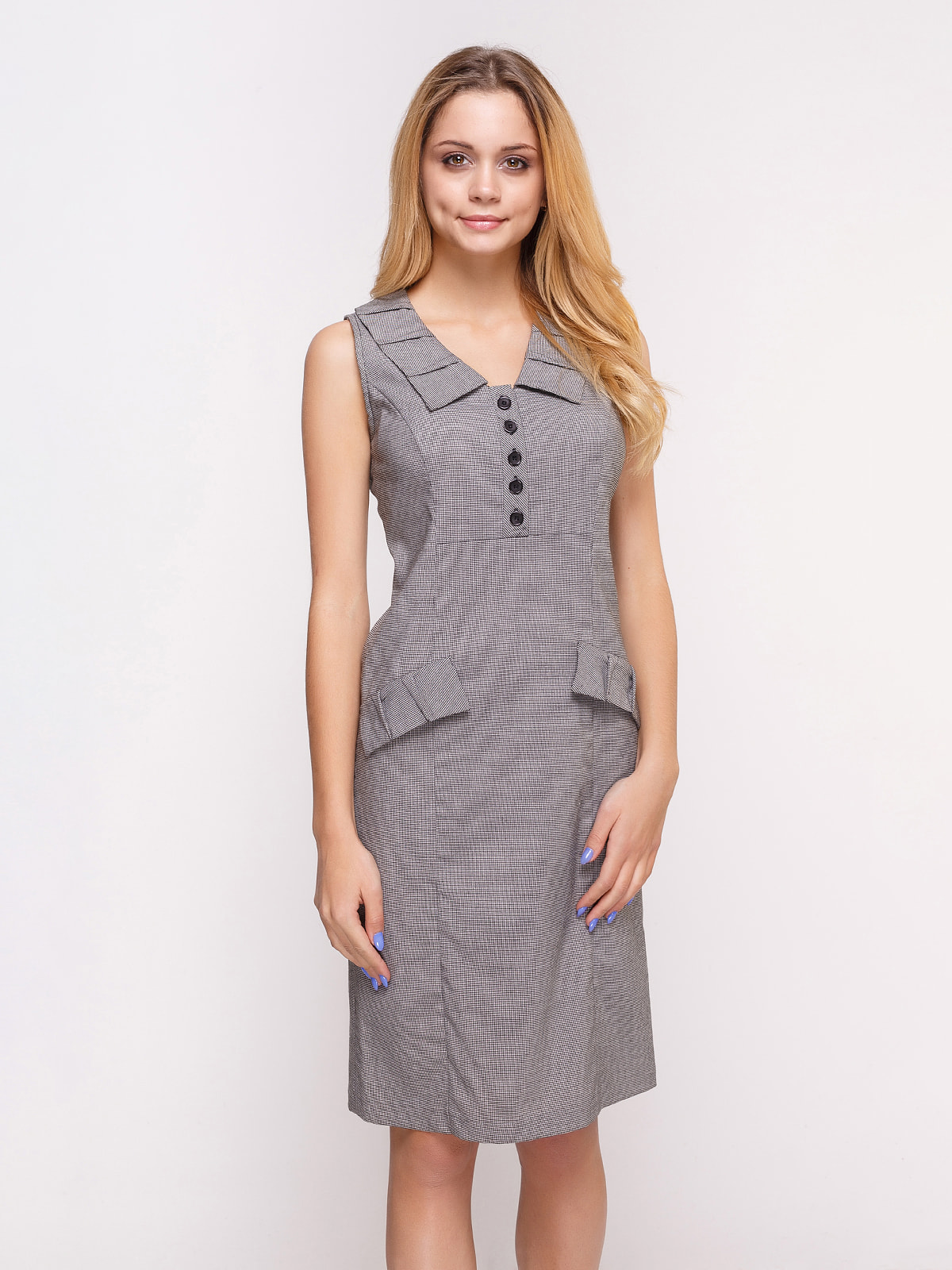 Сукня сіра | 4658453