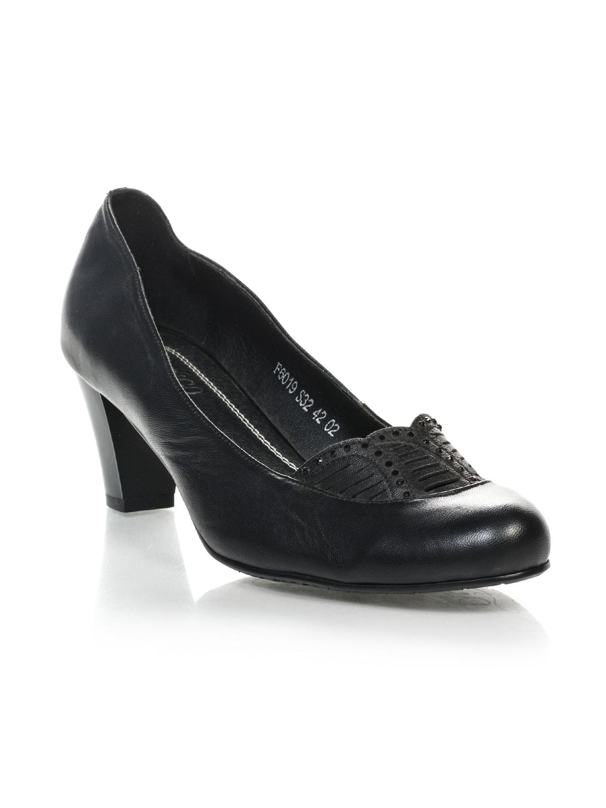 Туфли черные   4666267