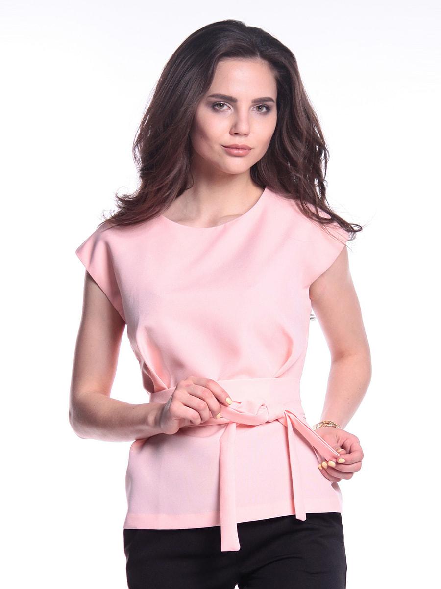 Блуза нежно-персикового цвета   3323489   фото 4