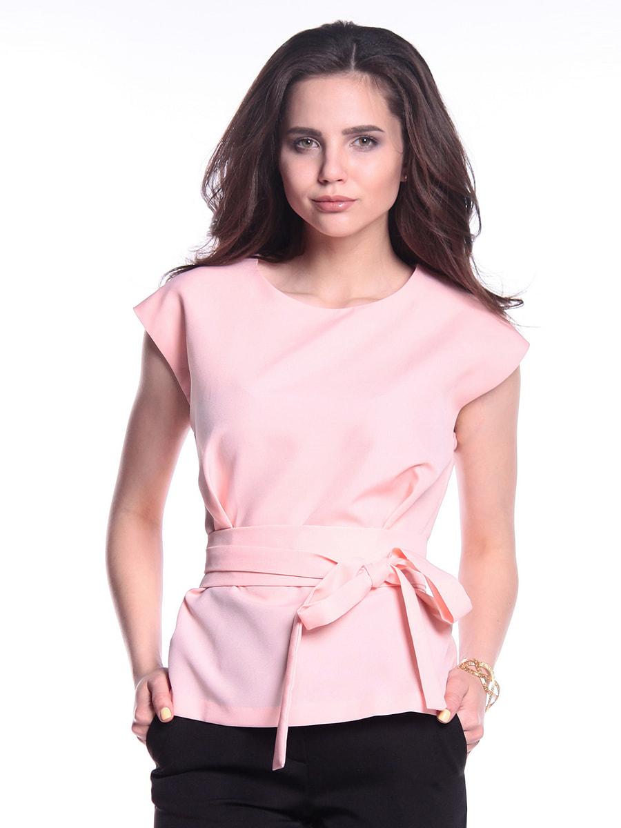 Блуза нежно-персикового цвета   3323489