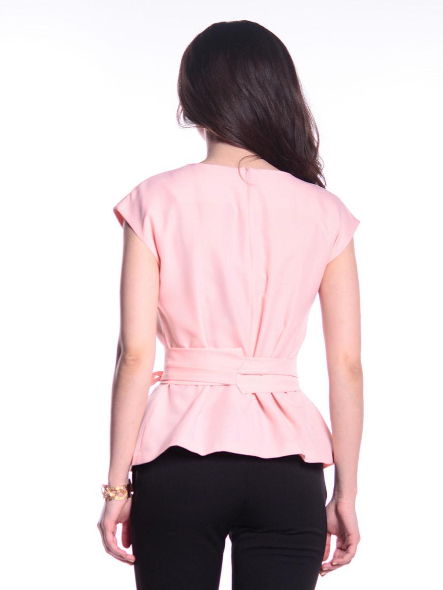 Блуза нежно-персикового цвета   3323489   фото 2