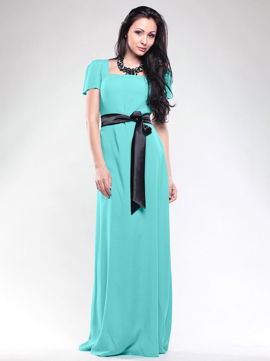 Сукня світло-бірюзового кольору | 4655974