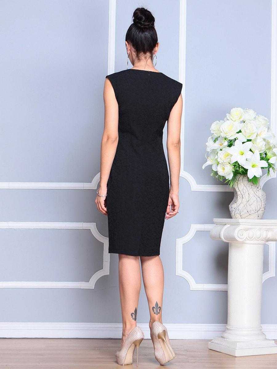 Платье черное | 4672234 | фото 2