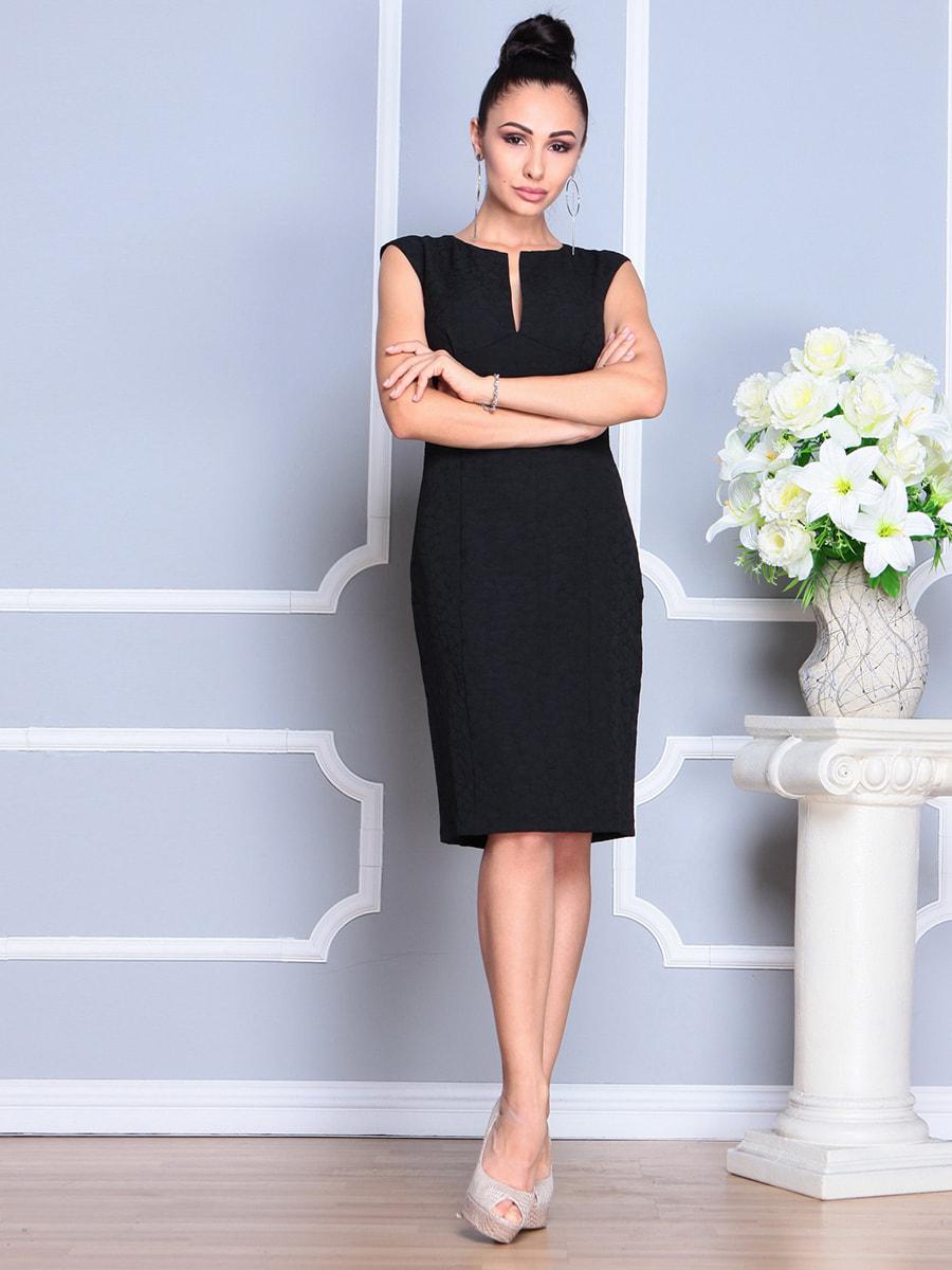 Платье черное | 4672234 | фото 3