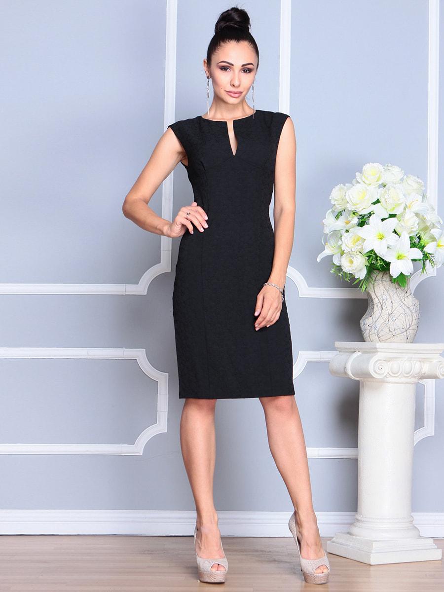 Платье черное | 4672234 | фото 4