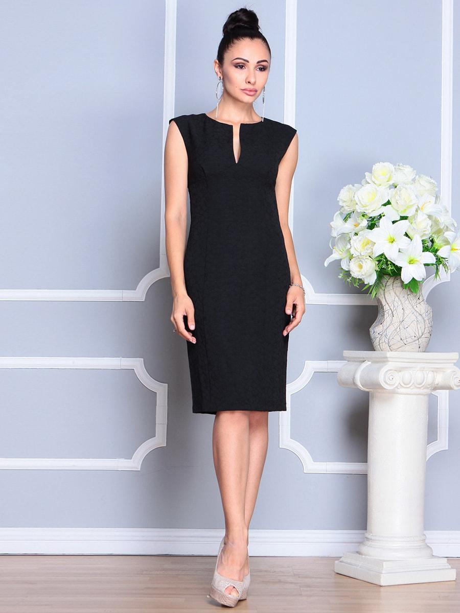 Платье черное | 4672234 | фото 5