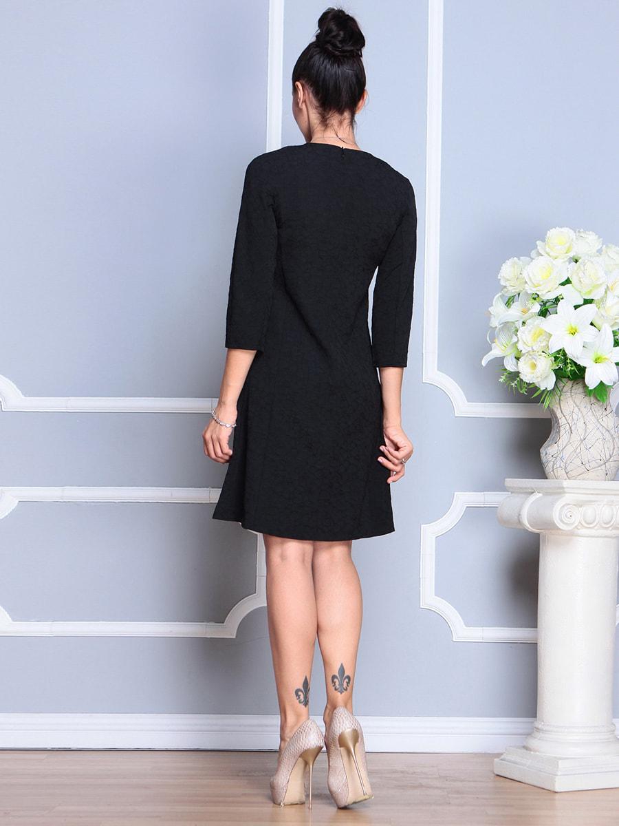 Платье черное   4672298   фото 2