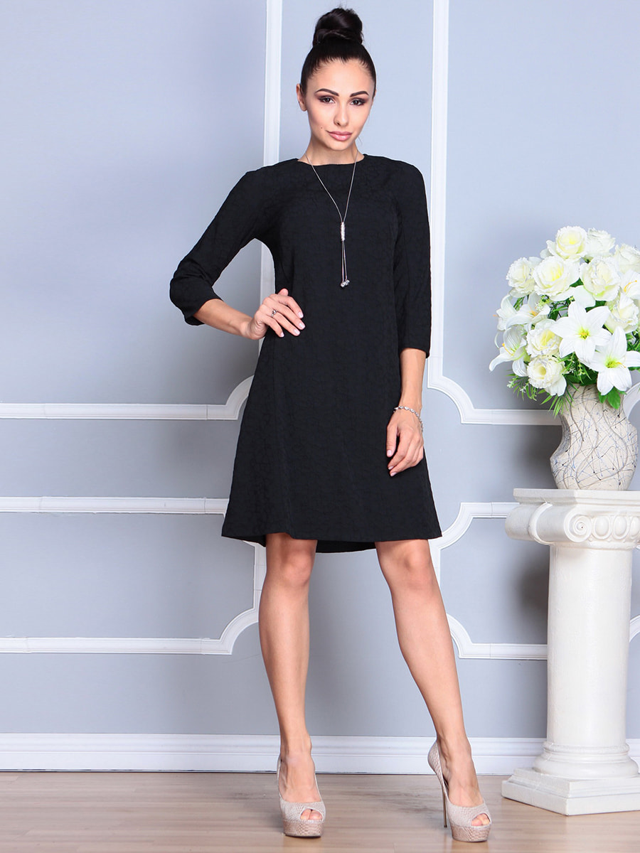 Платье черное   4672298   фото 4