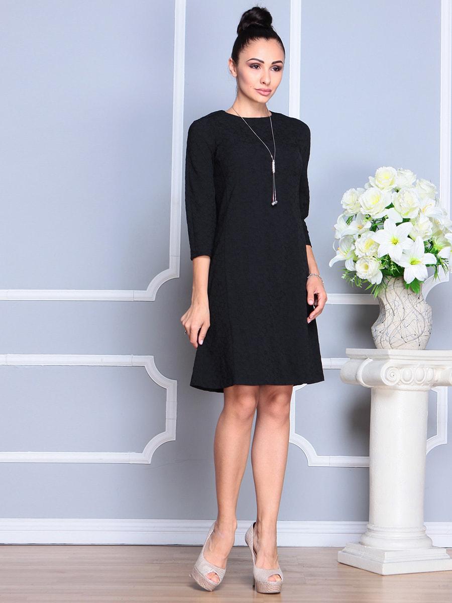 Платье черное   4672298   фото 5