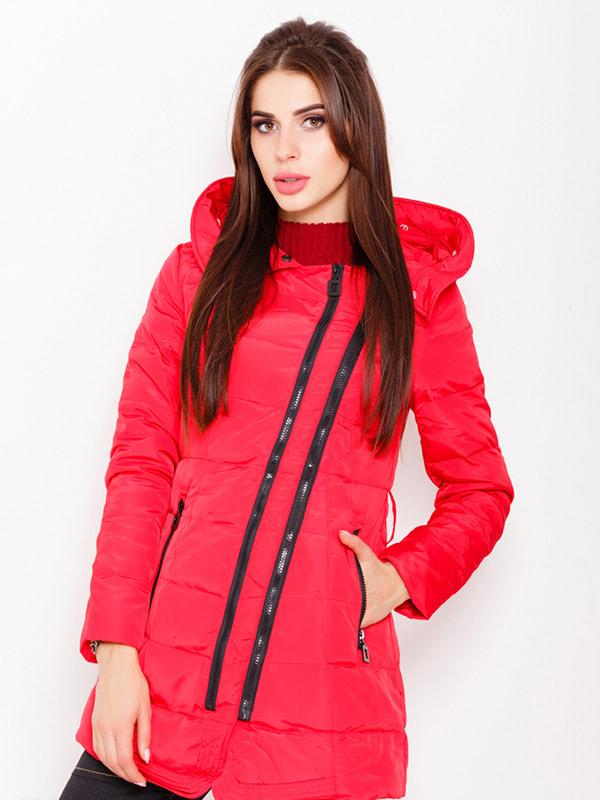 Куртка красная | 4678474