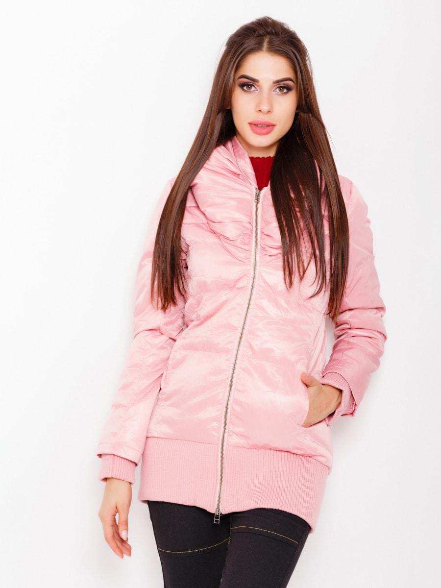 Куртка рожева   4678506