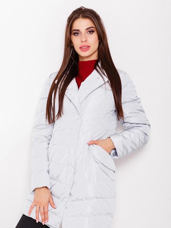 Пальто серое | 4678508