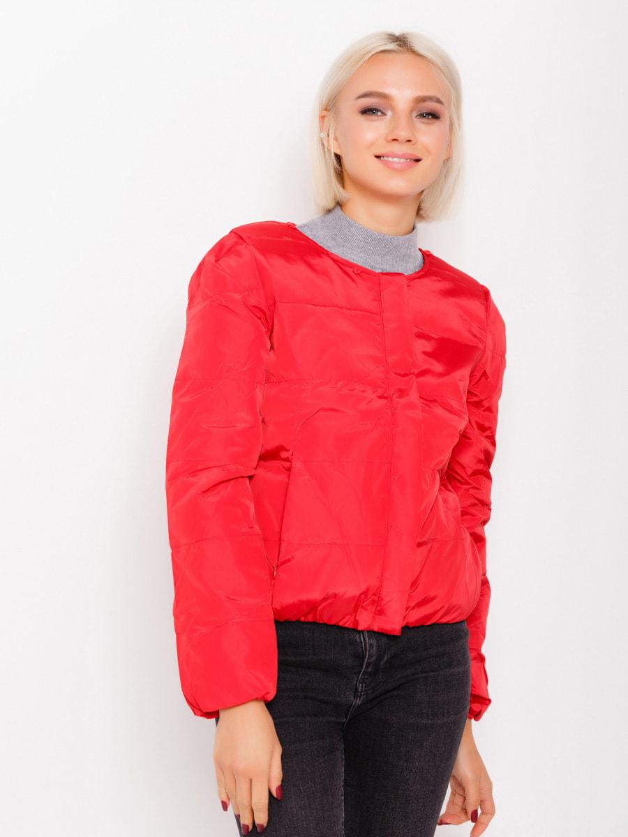 Куртка красная | 4678517