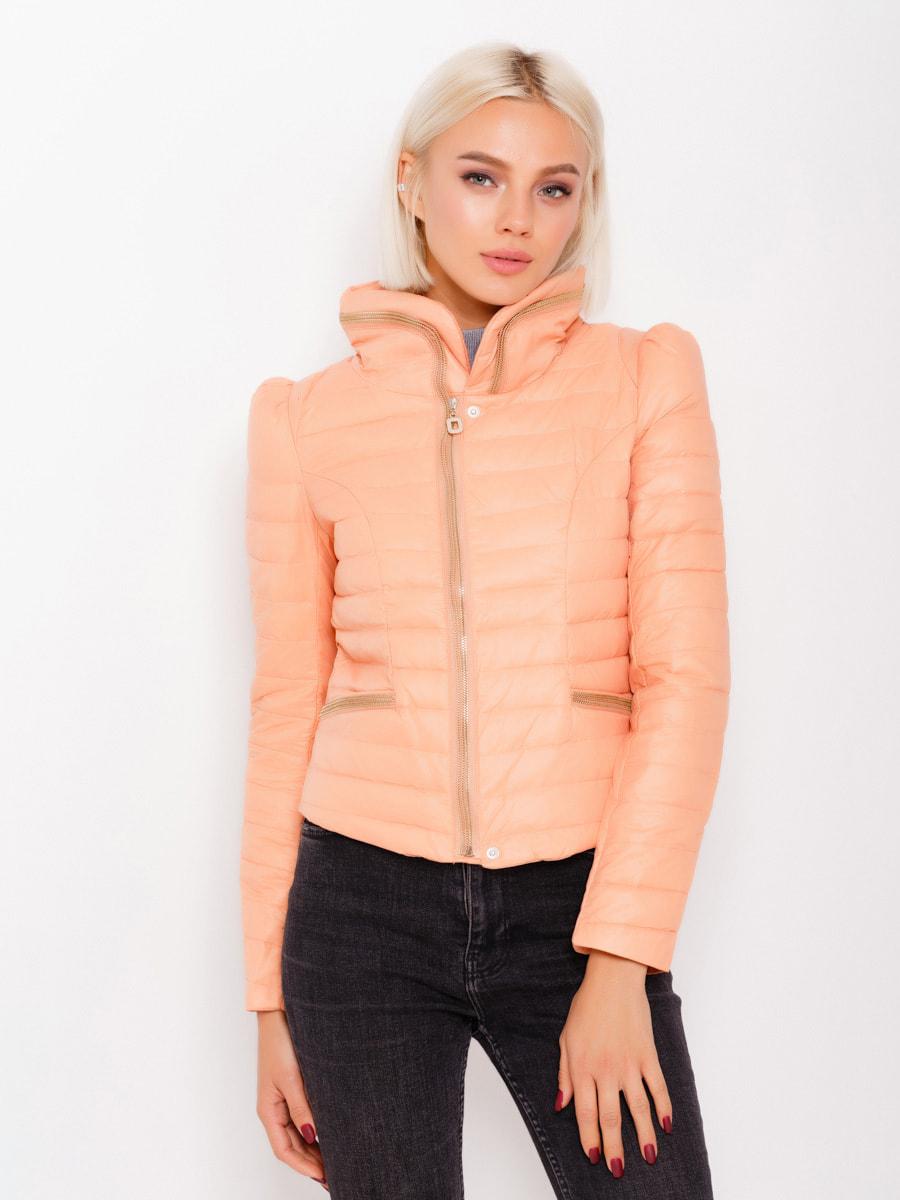 Куртка персикового кольору | 4678545