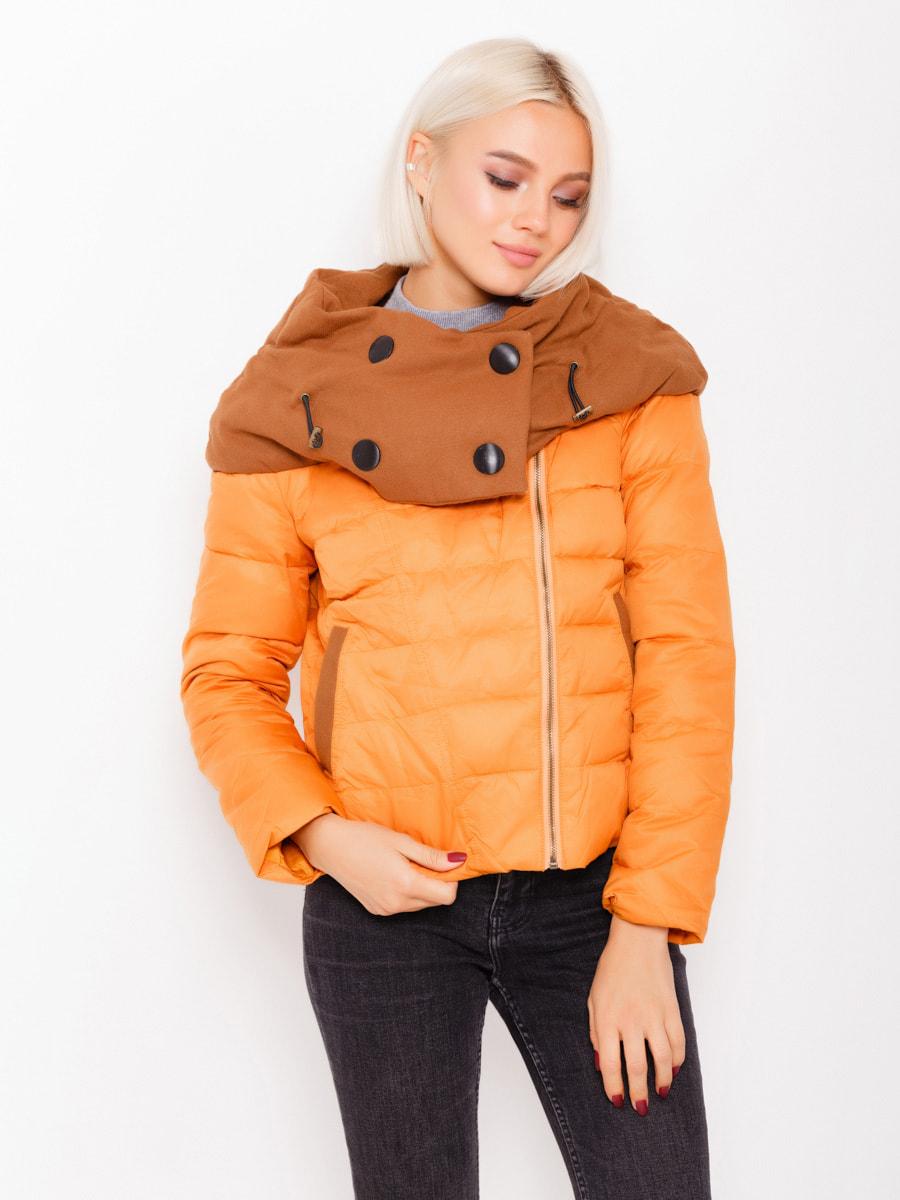 Куртка горчичного цвета | 4678550