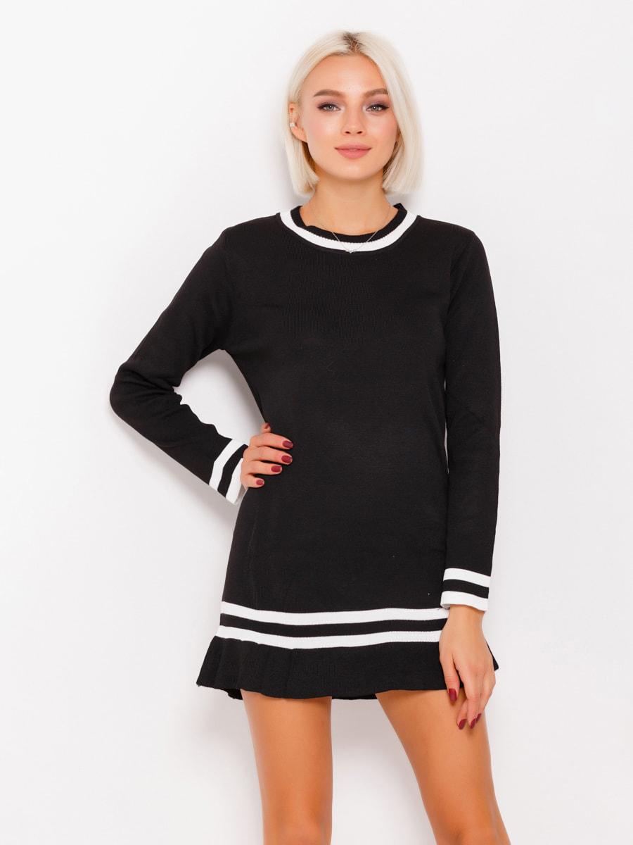 Платье черное | 4678625