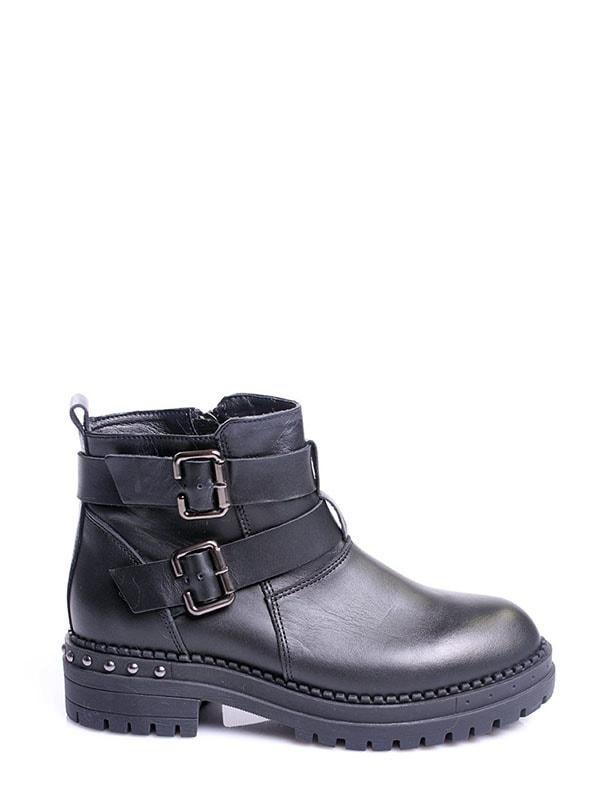 Ботинки черные | 4678688