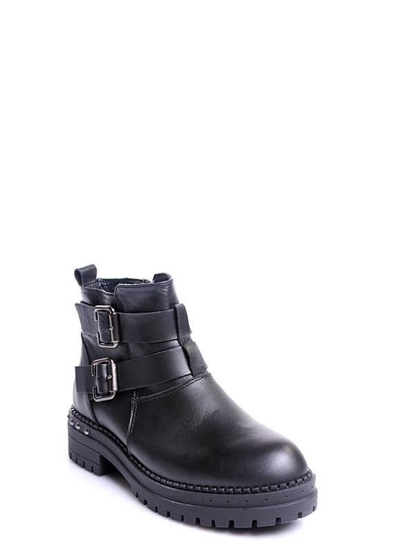 Ботинки черные | 4678688 | фото 2