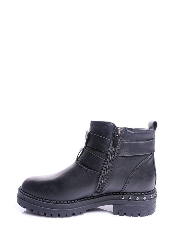 Ботинки черные | 4678688 | фото 3