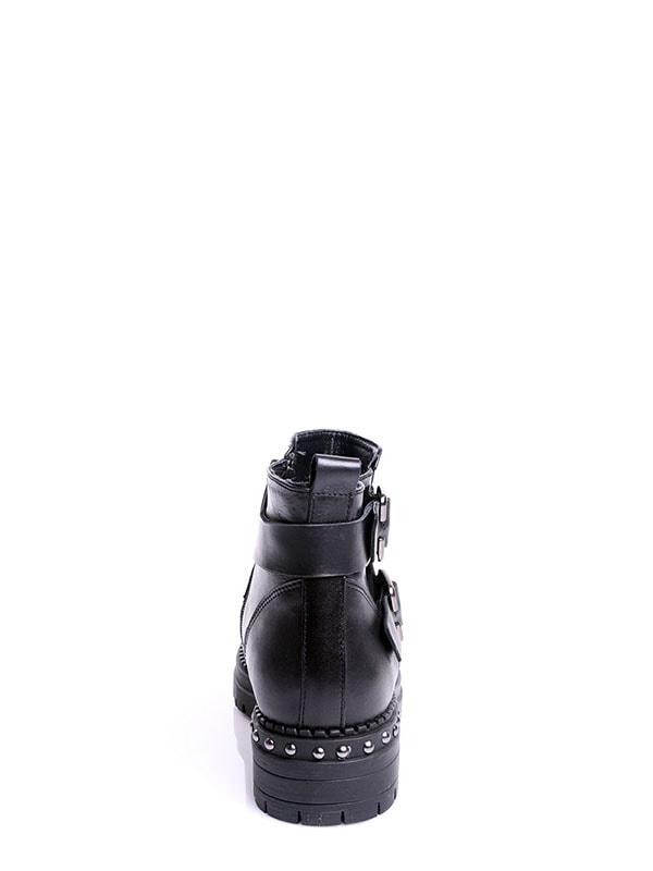 Ботинки черные | 4678688 | фото 4