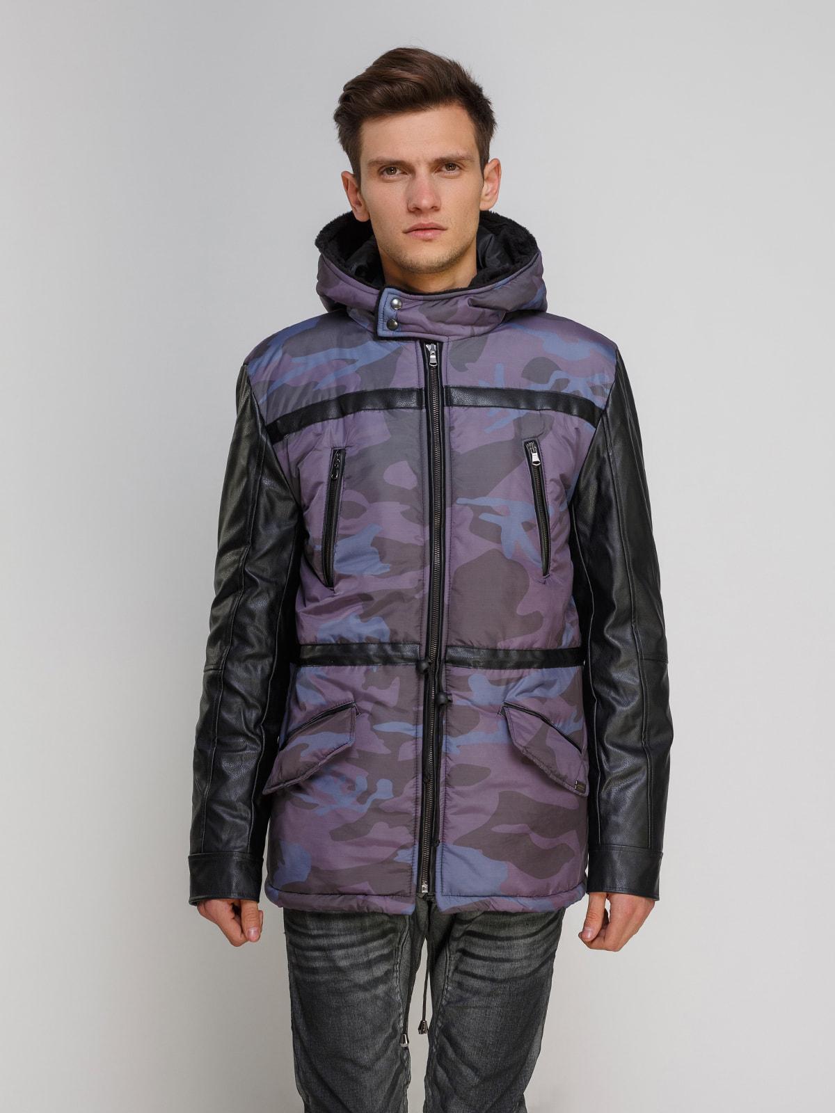 Куртка камуфляжной расцветки | 4665272