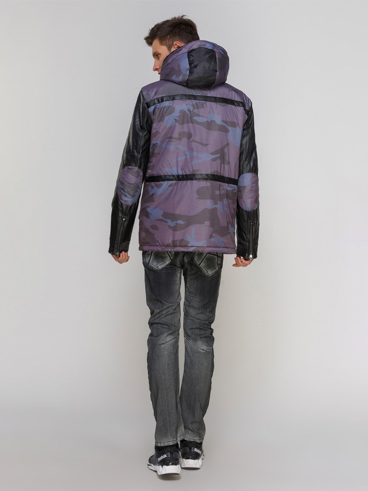 Куртка камуфляжной расцветки | 4665272 | фото 3