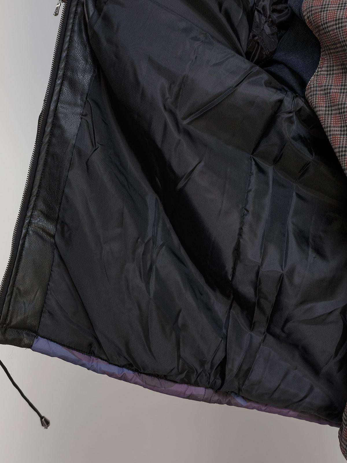 Куртка камуфляжной расцветки | 4665272 | фото 4